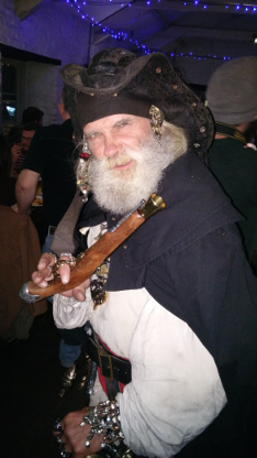 Brixham Pirates Festival