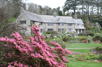 Explore beautiful Coleton Fishacre, owned by the National Trust